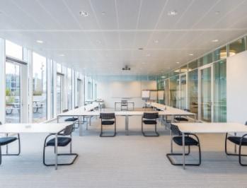 Het Ondernemingshuis biedt jou vergaderruimtes